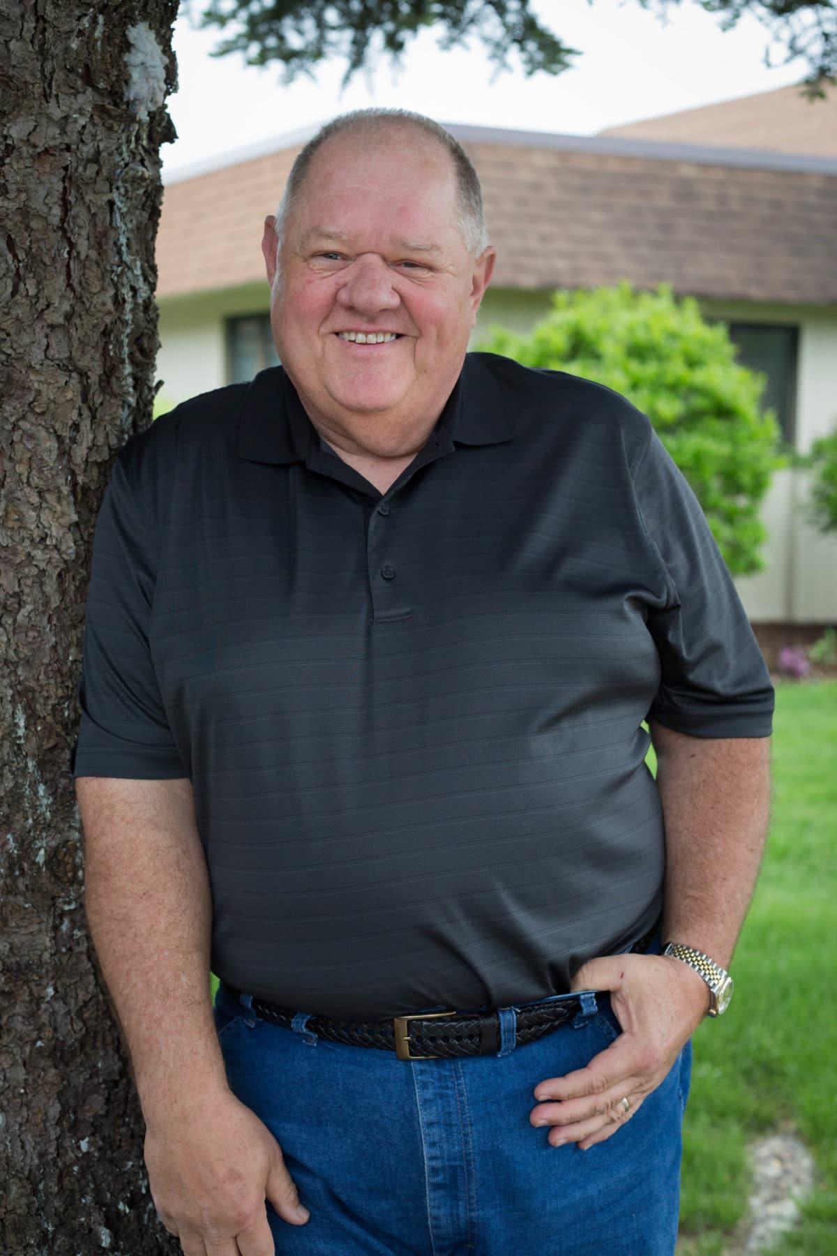 Al Kemp-Small Groups Coordinator