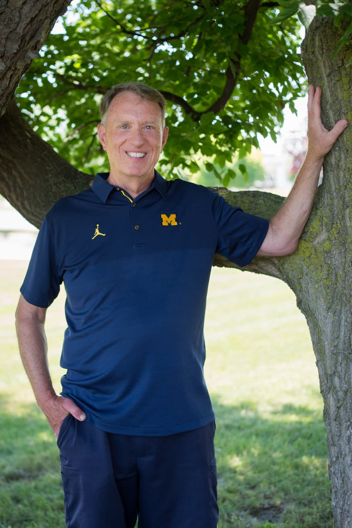 Jim Rickert-Advancement Director
