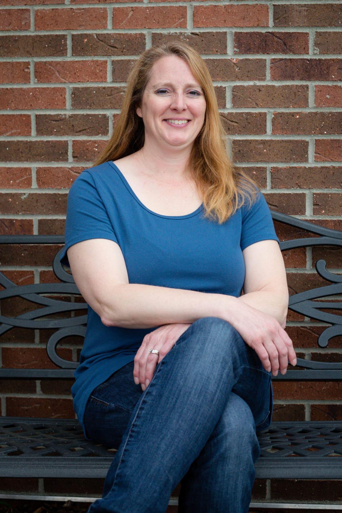 Kim Schultz-Nursery Coordinator