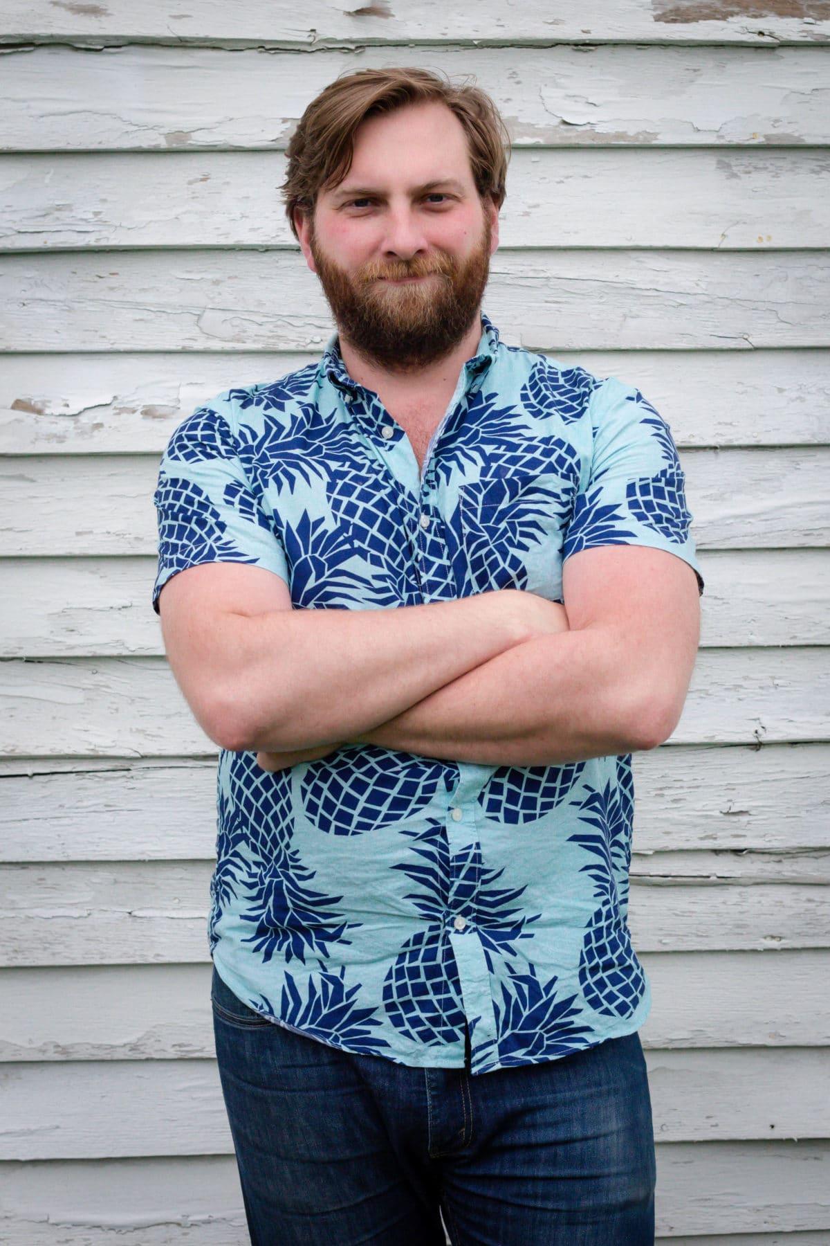 Kurt Perkins-Tech Coordinator