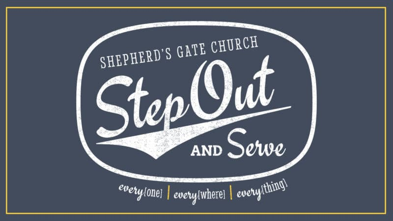 step-out-and-serve